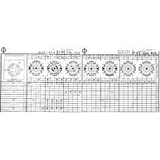 Переключатель A11-4AM943 E +F102