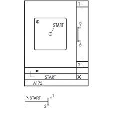 Переключатель C32 A175-600 E