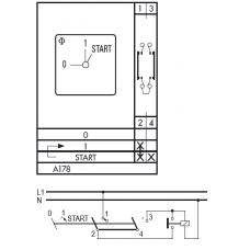 Переключатель C32 A178-600 E