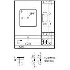 Переключатель C32 A425-600 E