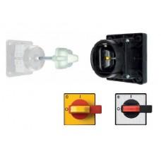 Опция M700 - Устройство на дверь с механической блокировкой